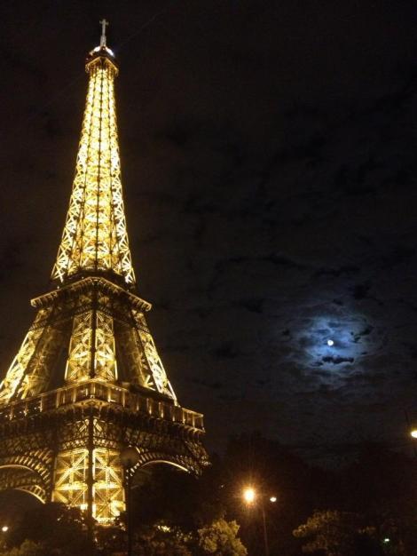 Photo Feature: Paris, in the fog
