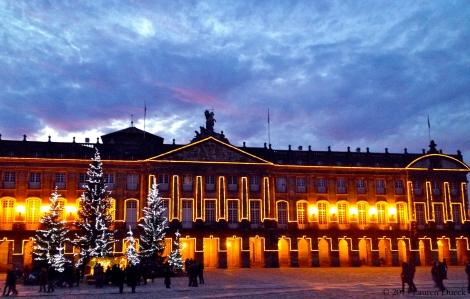 Christmas in Santiago de Compostela