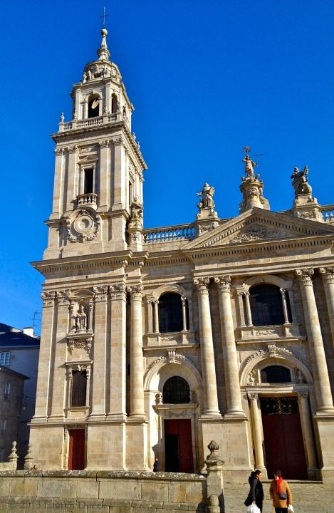 Church at Lugo