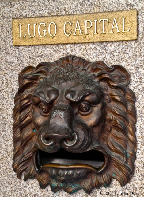 Lugo Post Office Detail