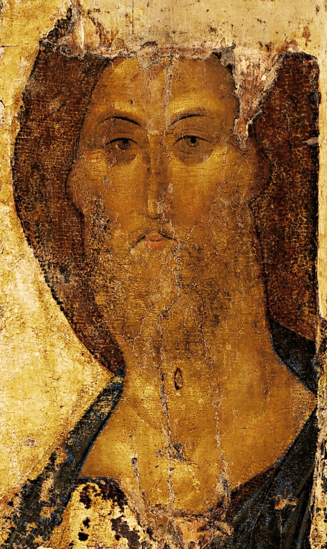 Christ the Redeemer, by Andrei Rublev